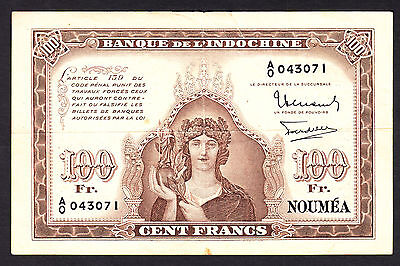 Edelweiss Coins 1969-92 P#60e Oceania 500 Francs Nd New Caledonia