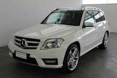 Mercedes-Benz Classe GLK (X204) 220 CDI 4Matic BlueEFFICIENCY Sport