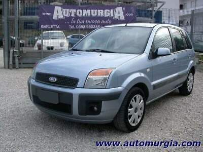 FORD Fusion + 1.4 TDCi 5p.