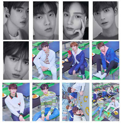 KPOP TXT Mini Album The Dream Chapter STAR Wall Poster Coated Paper Poster
