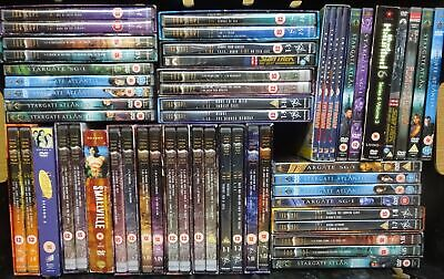 Job Lot Collection/Bundle of DVD Box Sets, Some Complete Series #11465