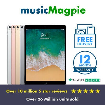 Apple iPad Pro 2nd Gen 10.5in - 64GB 256GB 512GB - Wi-Fi Only - Various Colours