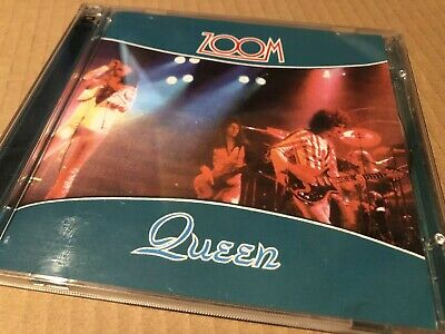 Queen Zoom Live In Osaka Japan 1976 Very Rare Double Cd Very Limited