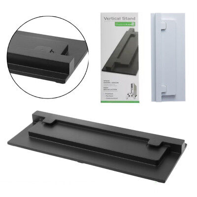 Non-slip Vented Vertical Stand Dock Holder for Microsoft XBOX ONE S SLIM Console
