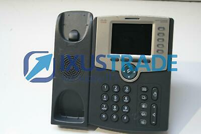 USED CISCO 5-LINE IP Phone with Color Display, PoE, 802 11g, Bluetooth /  Screen(