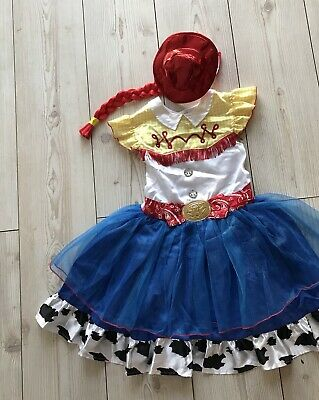 73bb6e022 Disney Toy Story Jessie Fancy Dress Costume/Dressing Up Outfit ~ Girls 9-10