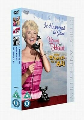 The Thrill of It All/Young at Heart/It Happened to Jane DVD Doris Day, Jewison