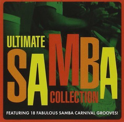 -Ultimate Samba Collection - 1Cd Camden Compilation CD  Various New