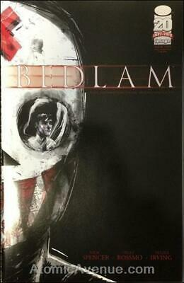 Bedlam (Image) #2 (2nd) VF/NM; Image | save on shipping - details inside