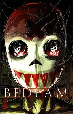 Bedlam (Image) #1A VF/NM; Image | save on shipping - details inside