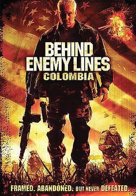 BEHIND ENEMY LINES 3 Colombia (DVD, 2009, Widescreen) NEW