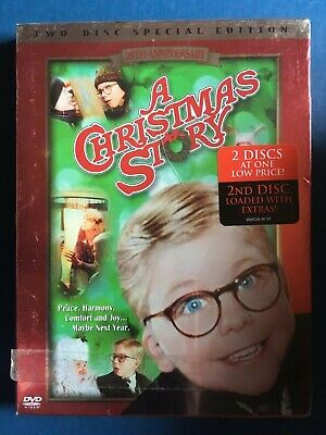A Christmas Story DVD BRAND NEW Two Disc Special Edition new/sealed