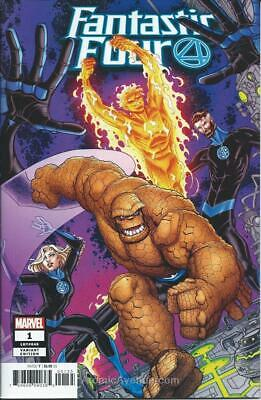 Fantastic Four (6th Series) #1A (18th) VF/NM; Marvel | save on shipping - detail