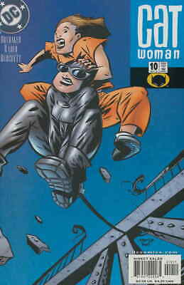 Catwoman (3rd series) #10 FN; DC | save on shipping - details inside