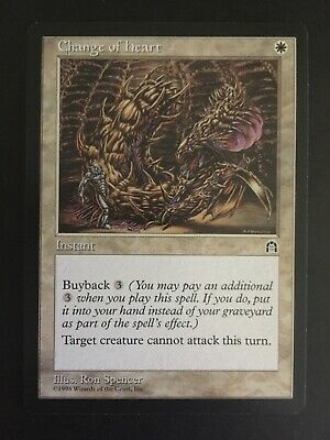 Wall of Tears 1X MP Stronghold MTG Magic the gathering