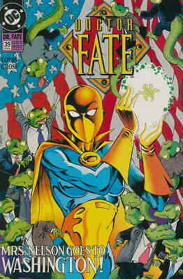 Doctor Fate (2nd Series) #39 VF/NM; DC | save on shipping - details inside