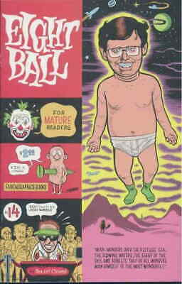 Eightball #14 VF/NM; Fantagraphics | save on shipping - details inside