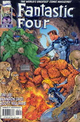 Fantastic Four (Vol. 2) #1B VF/NM; Marvel | save on shipping - details inside