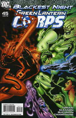 Green Lantern Corps (2nd Series) #45 VF/NM; DC   save on shipping - details insi