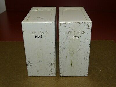 Pair, Western Electric 146D REP Transformers, for Tube Amplifier, Good