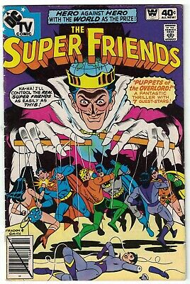 Super Friends #25A VG; DC | low grade comic - save on shipping - details inside