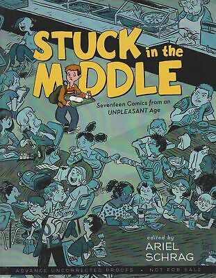 Stuck in the Middle TPB #1A VF/NM; Viking | save on shipping - details inside