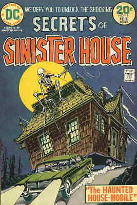 Secrets of Sinister House #16 VG; DC | low grade comic - save on shipping - deta