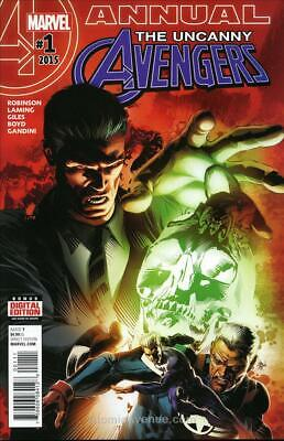 Uncanny Avengers (3rd Series) Annual #1 VF/NM; Marvel | save on shipping - detai