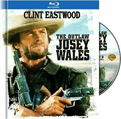 The Outlaw JOSEY WALES (Blu-ray, DigiBook, 2011) CLINT EASTWOOD