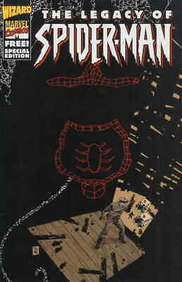 Wizard Presents The Legacy of Spider-Man Special Edition #1 FN; Wizard | save on
