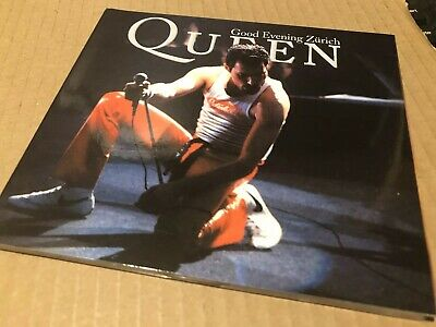Queen Good Evening Zurich Live In Switzerland 1982 Digipak Cd Rare