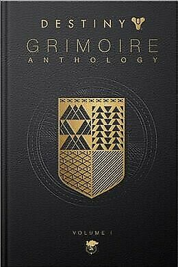 Destiny Grimoire Anthology : Dark Mirror, Hardcover by Bungie Inc. (COR), ISB...