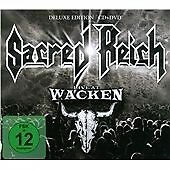 Live at Wacken Open Air, Sacred Reich, Audio CD, New, FREE & Fast Delivery