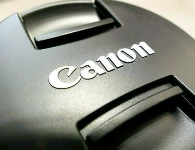 Canon E-62 II 62mm Snap-on Front Lens Cap for EOS EF -M EF-S