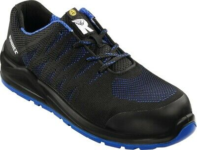 Runnex Sports Stars 5109 S1p ESD Safety Work Shoes Loafers Lightly