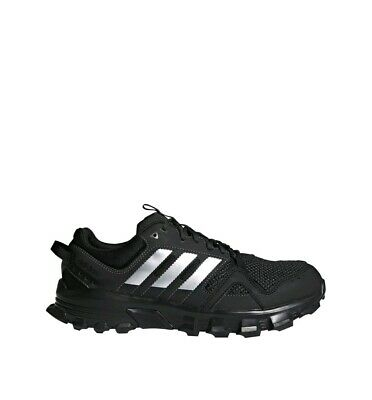 0ad7df8d59a4d ADIDAS ROCKADIA TRAIL Running Hiking Shoes Black Silver CG3982 Mens ...