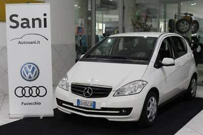 MERCEDES-BENZ A 160 BlueEFF. Executive Tagliandi Certificati