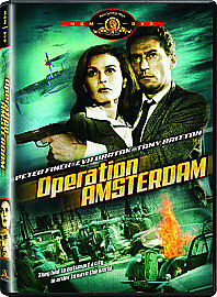 Operation Amsterdam [DVD], DVD, Good, FREE & Fast Delivery