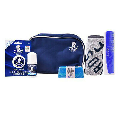 Cosmeticaset voor heren The Bluebeards Revenge (6 pcs)