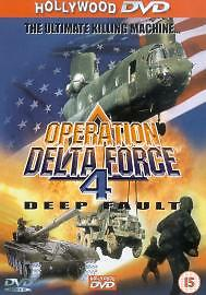 Operation Delta Force 4: Deep Fault [DVD], DVD, Good, FREE & Fast Delivery