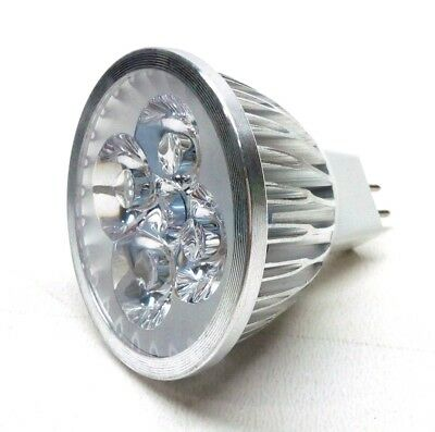 Triangle Bulbs LED 6W Dimmable High Power GU10 Pack of 6 T95087