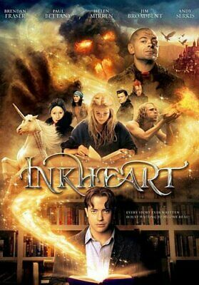 Inkheart [DVD] -  CD OEVG The Fast Free Shipping