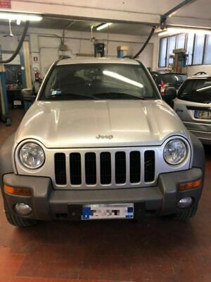 JEEP Cherokee 2.8 CRD Limited automstico