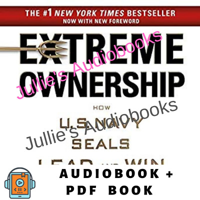 AudioBook Extreme Ownership: How U.S. Navy SEALs Lead and Win AudioBook