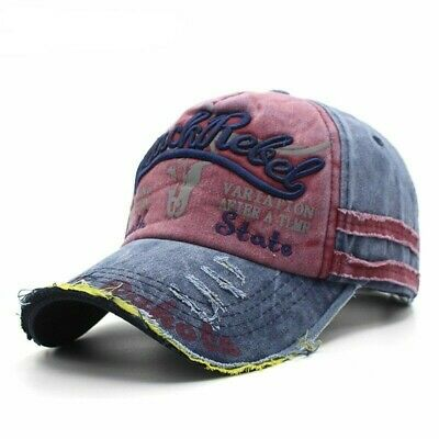 NEW Baseball Cap Hats For Men Women Brand Snapback Caps MaLe Vintage Washed