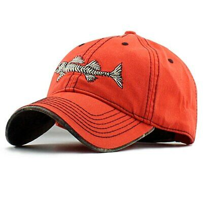 AKIZON Fishing Mens Hats - Baseball Cap Fishing Hat Cotton - Mens  Adjustable Cap f9d01accc5b1