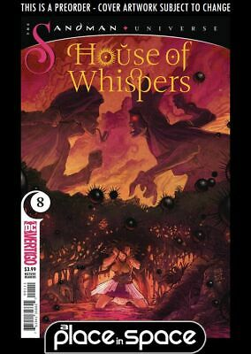 (Wk15) House Of Whispers #8 - Preorder 10Th Apr