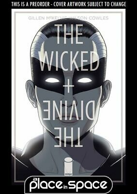 (Wk15) The Wicked + The Divine #43A - Preorder 10Th Apr