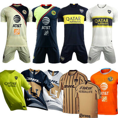 8d5665cfd Soccer Football Outfit Kids Adult Club Jersey Strips Sports Training Custom  Suit