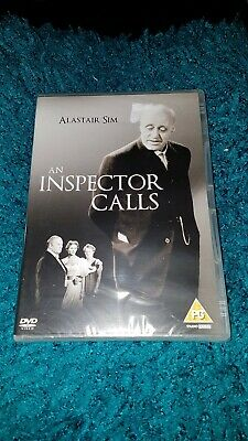 An Inspector Calls.new And Sealed.dvd.